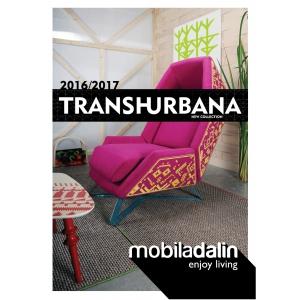 Asocieri suprinzătoare de texturi și culori în noua colecţie TransHurbana by Mihai Grama