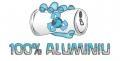 potassium alum. 'Aluminiu 100% ' - Recicleaza ! E in puterea ta .