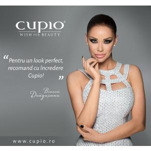 cupio®. Bianca Dragusanu, Ambasadoare Cupio