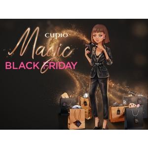 Cupio sărbătorește MAGIC Black Friday, cu reduceri de până la 80%, în weekend-ul 13-15 noiembrie