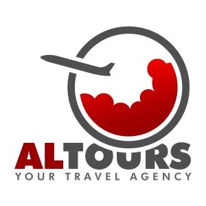 rezultate. Logo Altours