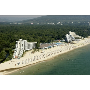cazare Albena. Plaja Albena Bulgaria