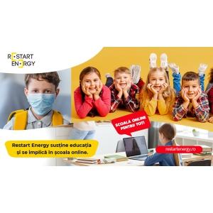 gaze naturale. Restart Educație - Școala online pentru toți