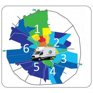 Firmele de transport mobila Bucuresti te ajuta sa te muti in alta locuinta fara efort si batai de cap