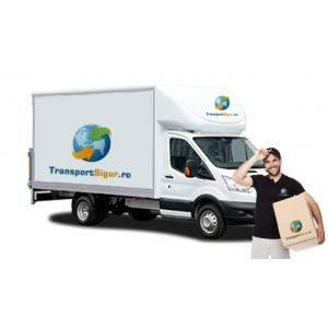 Marfa este transportata in conditii excelente pana la clienti cu Inchirieri Autoutilitare Bucuresti-TransportSigur.ro