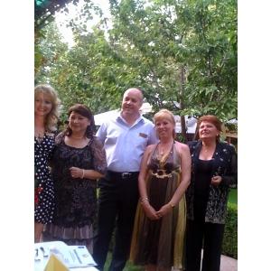Rotary Mangalia. Conducerea Clubului Rotary Mangalia 2012 - 2013