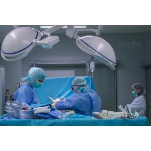 Trei operații de mare risc, pe cord deschis, au fost efectuate cu succes la Clinicco Brașov