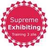 Superlativul in Participarea la TARGURI si EXPOZITII – Supreme Exhibiting Open Training  23 – 25 mai 2007 PREDEAL