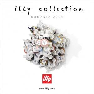 Illy. illy collection expusa in premiera in Romania in cadrul  Ad'Or 2005 -- Savurarea unei cafele devine o experienta estetica
