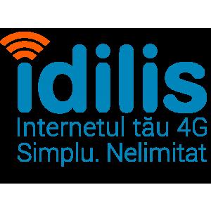 idilis. Idilis a lansat pachetele de Internet Nelimitat 4G-14 si Nelimitat 4G-17