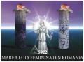 MAREA LOJA FEMININA A ROMANIEI PREZENTA LA UNIUNEA MASONICA MEDITERANEEANA