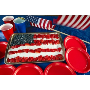 Bucataria americana: doar junk food?