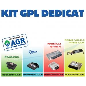 AGR Autogas Group - Kit GPL Dedicat