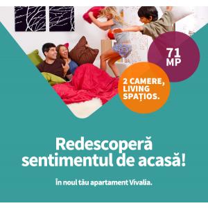 apartamente noi arad. Complex rezidential de apartamente Vivalia, Arad.
