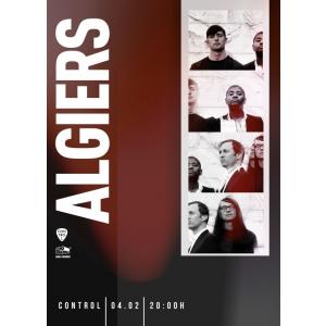 algiers. poster Algiers