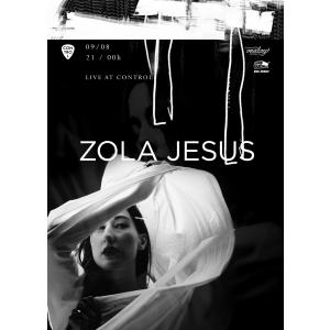 Zola Jesus – live, in premiera la Bucuresti!