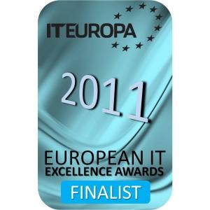 Evolve este unul din finalistii European IT Excellence Awards 2011