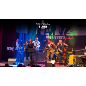 Agenția Craft Interactive alături de Sighișoara Blues Festival, încă de la debut