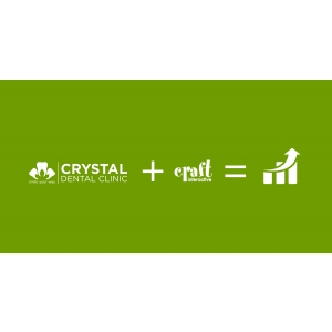 clinica stomatologie. Crystal Dental Clinic & Craft Interactive