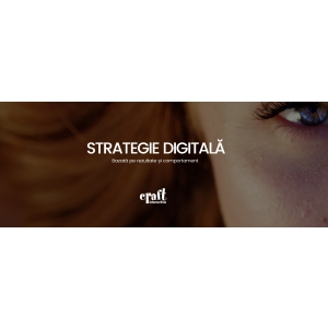Strategie. Strategie digitala
