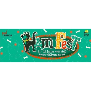 ong fest. Ham Fest 2014 - Vino la festivalul cateilor!