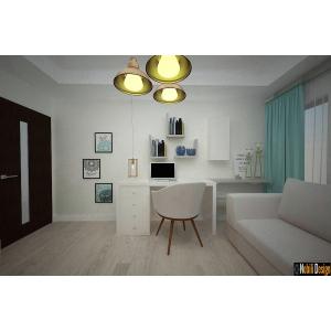 Caracteristici de stil pentru interioare Contemporane de la Nobili Interior Design