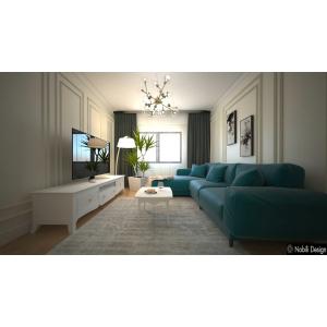 Amenajare apartament clasic - Nobili Interior Design