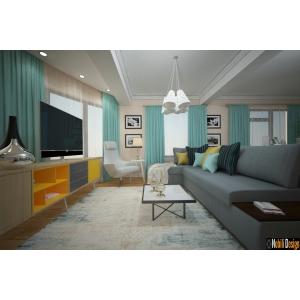 Amenajari interioare case moderne - Nobili Interior Design