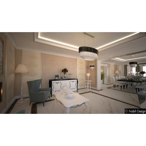 Servicii design interior case clasice de lux