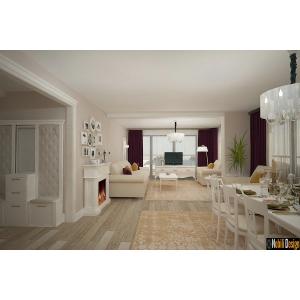 Descopera proiectele pentru case realizate de Nobili Interior Design in Bucuresti