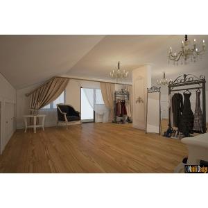 Solutii oferite de specialisti pentru case cu mansarda - Nobili Interior Design