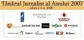 Doar zece zile până la finalul perioadei de înscrieri pentru concursul 'Tânărul Jurnalist al Anului 2007'