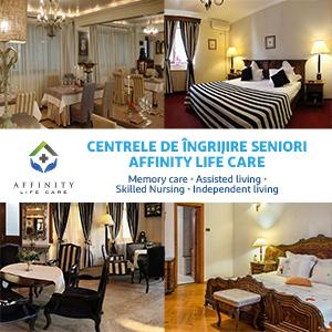 Affinity Life Care: o nouă paradigmă în serviciile de geriatrie care aduce România mai aproape de standardele europene