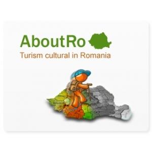 aboutro. Aboutro.com, logo, turism cultural