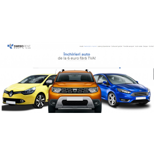 Swiso Rent A Car lanseaza noua platforma de inchirieri auto