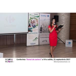 Ce spun partenerii despre conferinta Femei de cariera