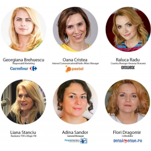Cine sunt speakerii conferintei Femei de cariera din 21 septembrie 2017