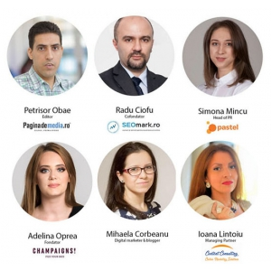 Conferinta Targetare si campanii eficiente - 19 octombrie 2017