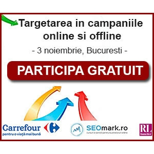 Targ online. Conferinta PR2Advertising.ro