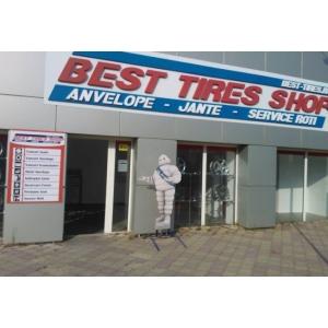 Service-ul de roti Best Tires deschide un nou punct de lucru in Bucuresti