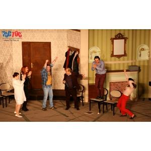comedie. Comedia Toc Toc - www.TocToc.ro