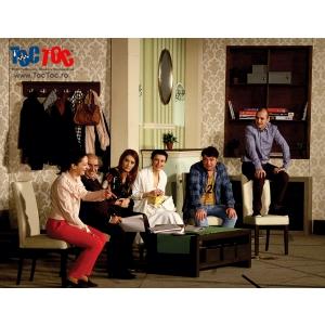 Comedie si surprize parfumate la TOC TOC sambata 7 martie