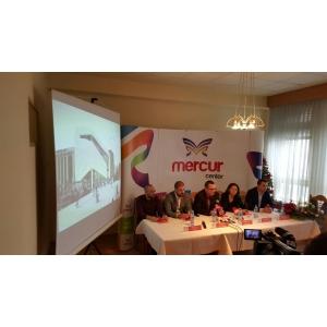 MERCUR Center Craiova se relansează cu o nouă imagine și un mix complet de chiriași