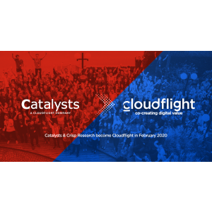 software. Catalysts rebranding