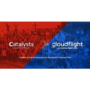 software. Catalysts rebranding
