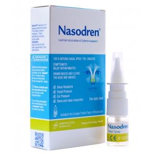 Sinuzita acută și terapia cu NASODREN