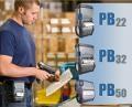 Total Technologies anunta lansarea imprimantelor portabile pentru etichete si chitante Intermec PB22/PB32/PB50