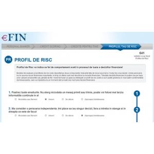 risc personal. Profilul de risc - noua aplicatie eFin.ro care iti arata tipul tau de personalitate