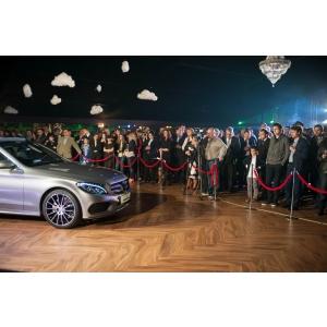 Mercedes-Benz. Noile modele Mercedes-Benz, GLA şi noua Clasă C, prezentate în cadrul evenimentului de lansare organizat de către Autoklass Grup