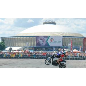 30.000 de vizitatori la Bucharest Wheels Arena 2013